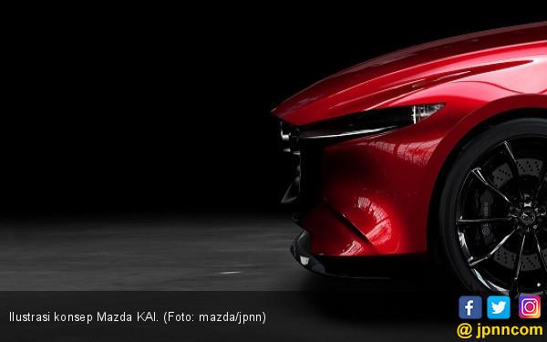 Wow! Calon Mobil Listrik Mazda Hidupkan Lagi Mesin Rotary - JPNN.COM