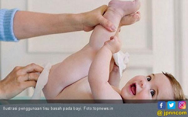 Tisu Basah Ternyata Bisa Menyebabkan Alergi pada Anak - JPNN.COM