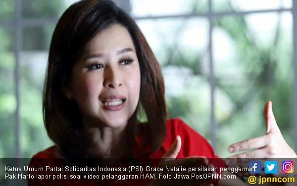Ketum PSI Ajak ASEAN Lawan Intoleransi - JPNN.COM
