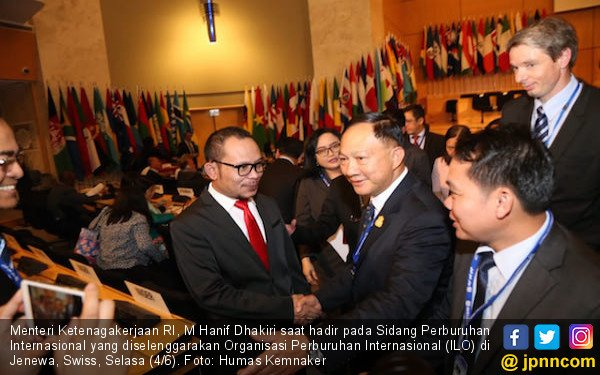 Menaker: Indonesia Komitmen Menghormati Kesetaraan Gender - JPNN.COM