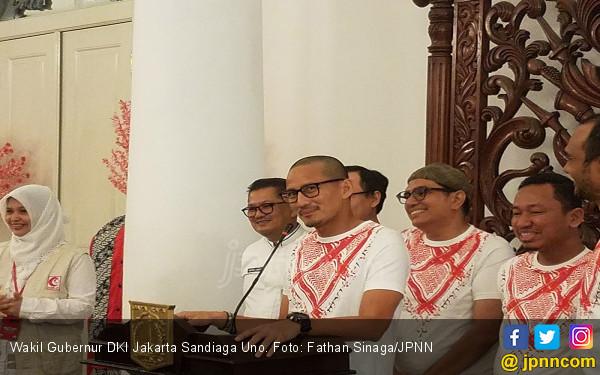 Sandi Berencana Naikkan Gaji Pendamping OK OCE - JPNN.COM