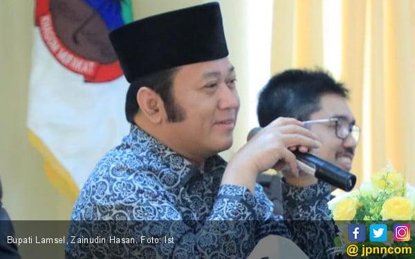 Pemkab Lampung Selatan Duluan Cairkan THR Rp 40,5 Miliar - JPNN.COM