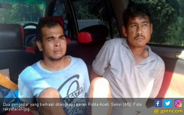 Pengedar Narkoba Ditangkap, Polisi Sita Senpi Laras Panjang - JPNN.COM