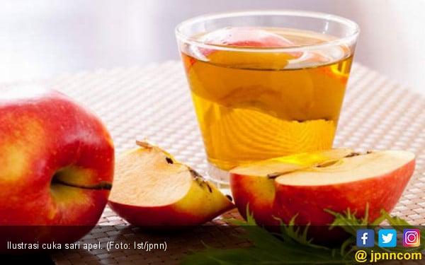 Jangan Minum Langsung Cuka Sari Apel, Ini Penjelasannya - JPNN.COM