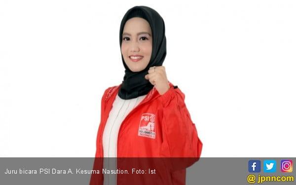 Kritik Gaya PSI, Roem Kono Politikus Ketinggalan Zaman - JPNN.COM