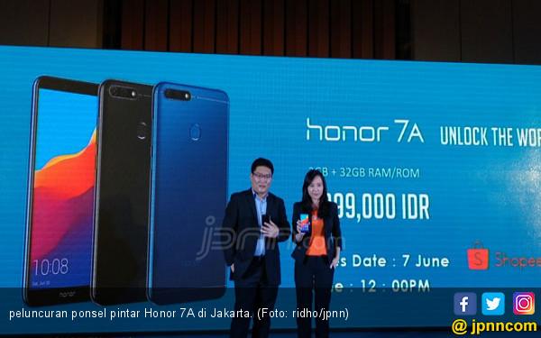 Harga Honor 7A Penuhi Kebutuhan Anak Muda - JPNN.COM