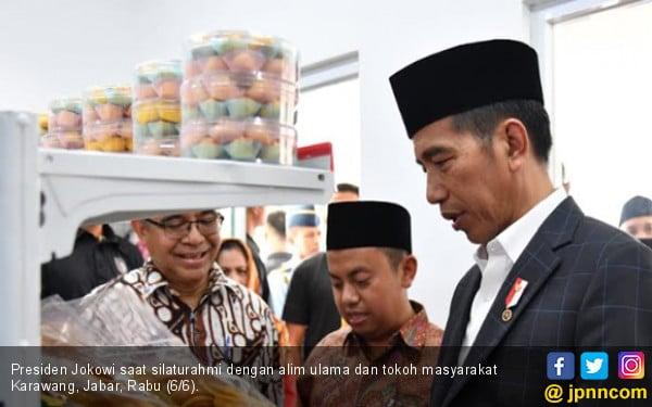 Presiden Jokowi: Mari Kita Saling Memaafkan - JPNN.COM