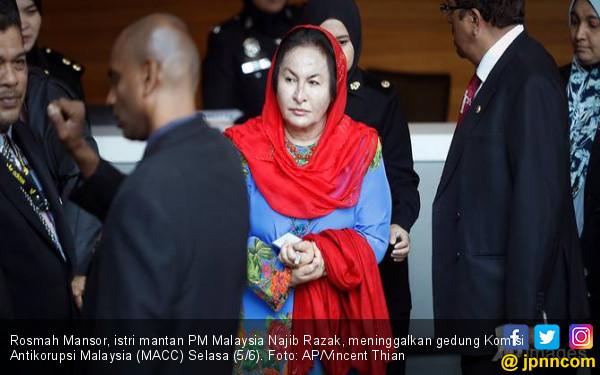 Nyonya Najib Dicecar soal Aliran Dana Rp 147 Miliar - JPNN.COM