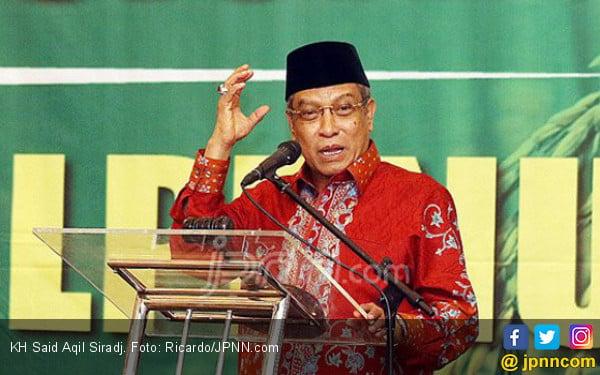 Harapan Kiai Said di Harlah Muslimat NU - JPNN.com