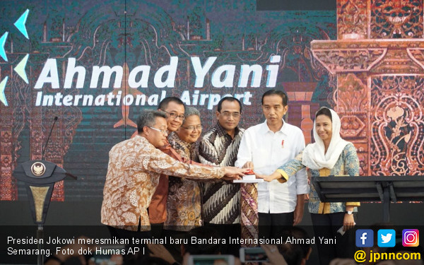 Perdana, Indonesia Punya Terminal yang Berdiri di Atas Air - JPNN.COM
