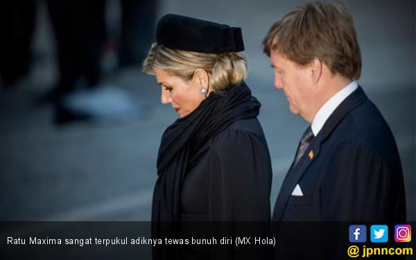 Mengejutkan, Adik Ratu Belanda Tewas Bunuh Diri - JPNN.COM