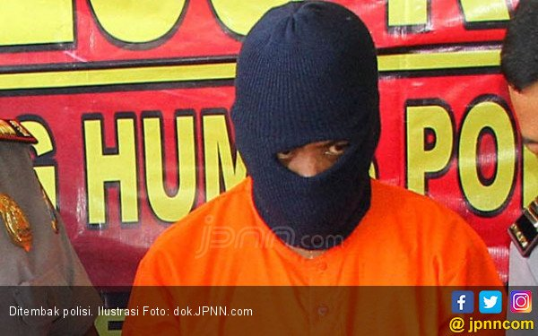 Karma Dibayar Tunai, Dua Penjambret Sadis Ditembak Polisi - JPNN.COM