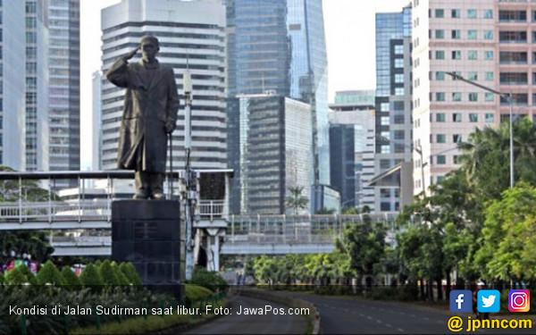 Ganjil Genap Thamrin-Sudirman Ditiadakan Selama Cuti Lebaran - JPNN.COM