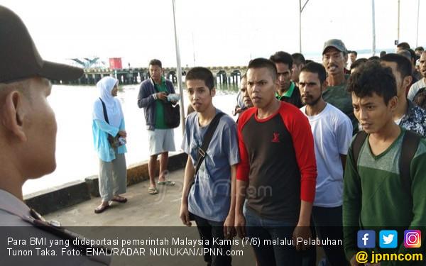 Cerita Buruh Migran Indonesia Berpuasa di Tahanan Malaysia - JPNN.com