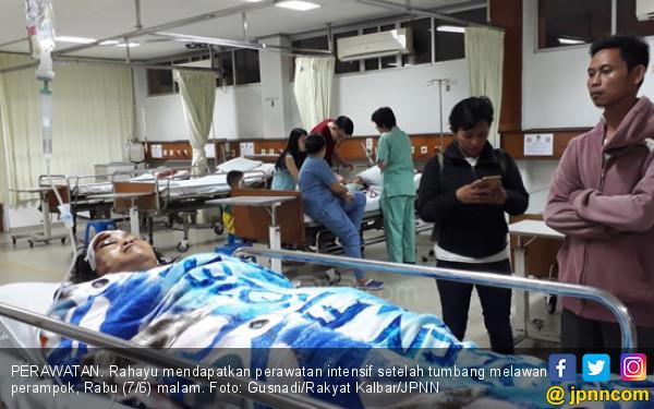 Istri Imam Masjid Duel Lawan Perampok, Berakhir Mengerikan