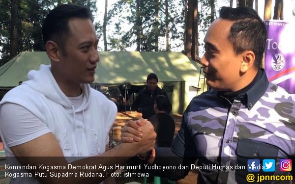 Didukung Anak Muda dan Relawan Cakra, AHY Siap Jadi Capres - JPNN.COM
