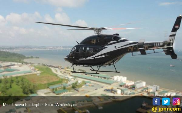 Mudik Ogah Macet? Sewa Helikopter, Mumpung Diskon Besar - JPNN.COM
