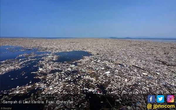 PBB: Laut Terancam Berubah Jadi Sup Plastik - JPNN.COM