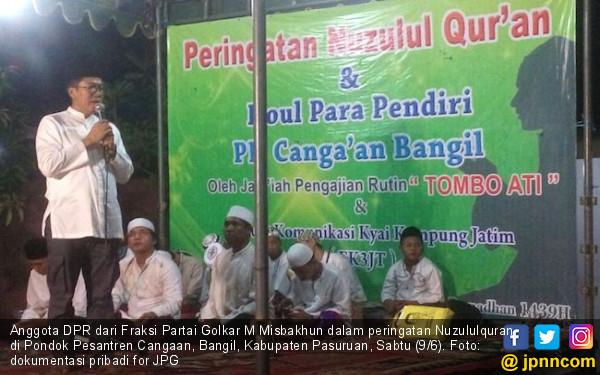 Misbakhun Beber Komitmen Presiden Jokowi terhadap Umat Islam - JPNN.com