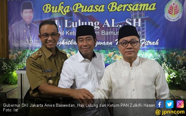 Haji Lulung Mulai Suka Warna Biru, Tunggu Tanggal Mainnya - JPNN.COM