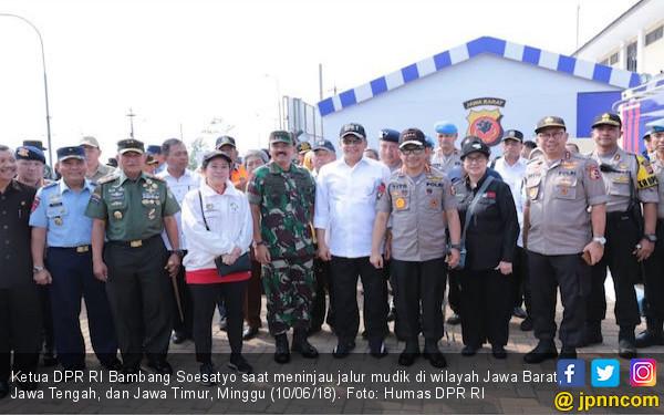 Ketua DPR Apresiasi Kemajuan Infrastruktur di Era Jokowi - JPNN.COM