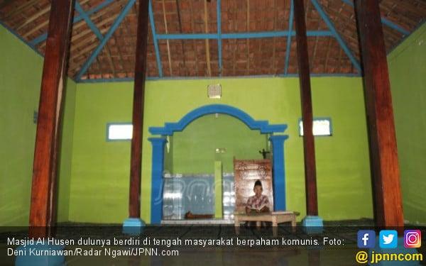 Masjid Ini Pernah Diserbu Gerombolan PKI dari Madiun - JPNN.COM