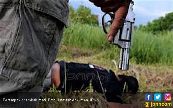 Satu Pembunuh Sopir Travel Asal Jambi Tewas Diterjang Peluru - JPNN.COM