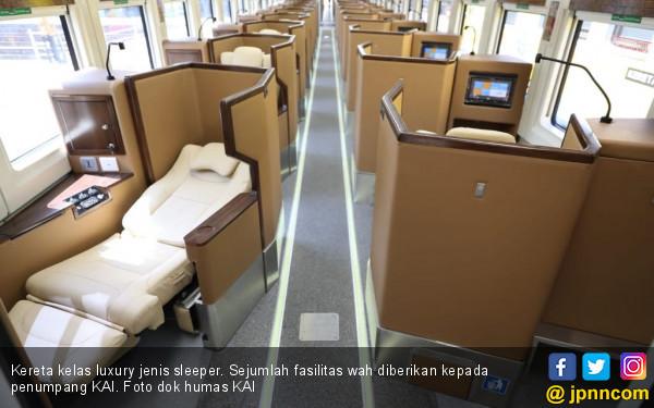 Kereta Sleeper Diyakini Bakal jadi Tren - JPNN.COM
