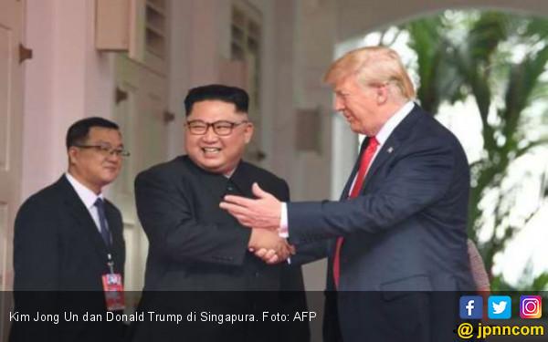 Kim Jong Un Undang Trump Mengunjungi Ibu Kota Korut - JPNN.com