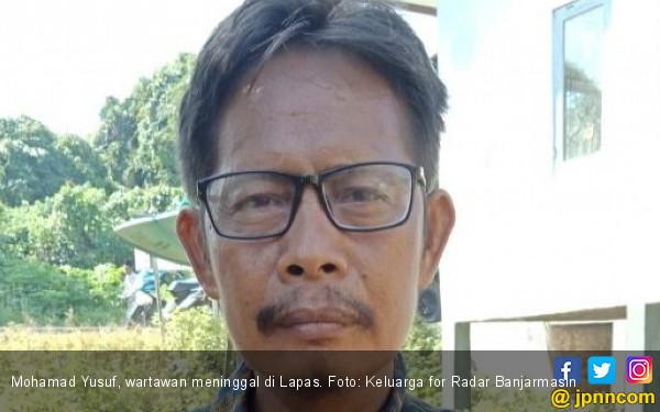 Polisi Investigasi Penyebab Meninggalnya Wartawan di Lapas - JPNN.COM