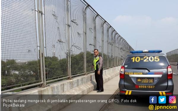 Melempar Batu ke Mobil di Tol Malaka, 2 Pelajar Ditangkap - JPNN.COM