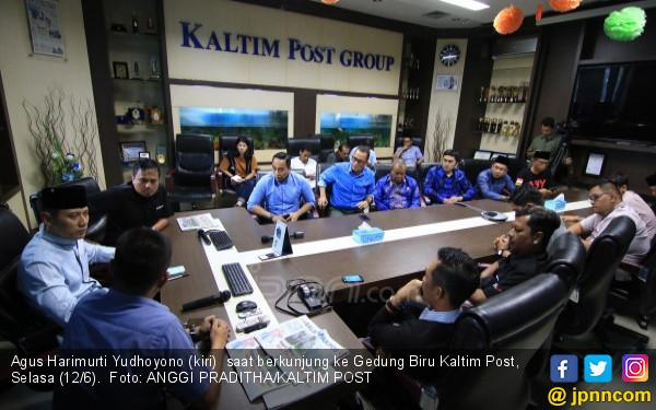 Jokowi atau Prabowo? AHY: Kanan Kiri Ok - JPNN.COM