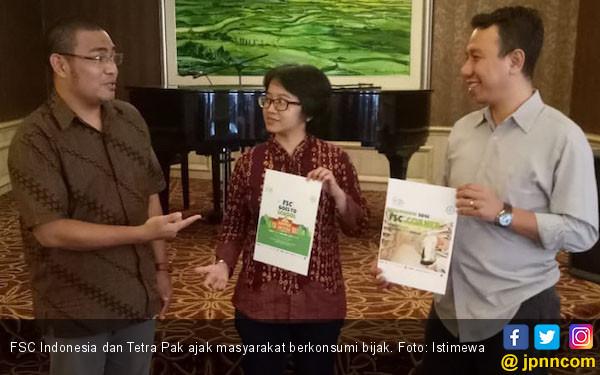 Konsumen Diminta Bijak Berkonsumsi Demi Keberlanjutan Hutan - JPNN.COM