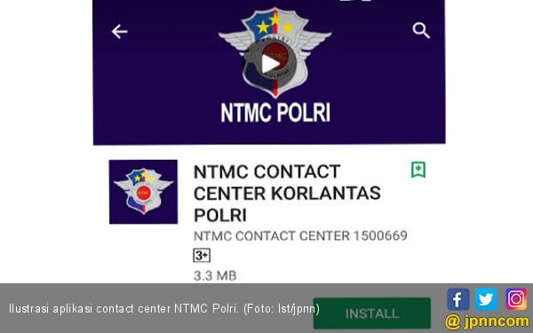 Nyaman Berkendara Selama Lebaran, Unduh Aplikasi NTMC Ini - JPNN.COM