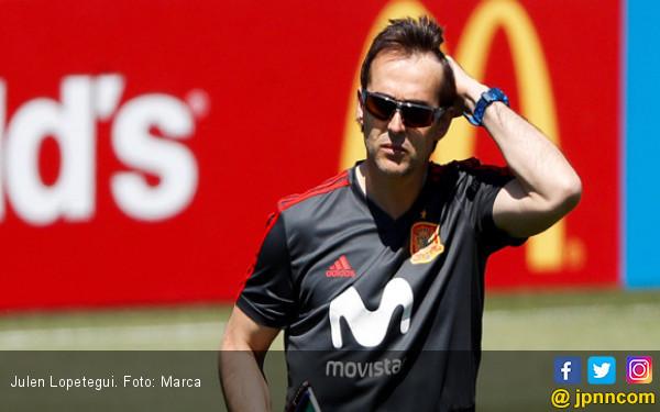 Detik - Detik Madrid Memilih Julen Lopetegui jadi Pelatih - JPNN.COM