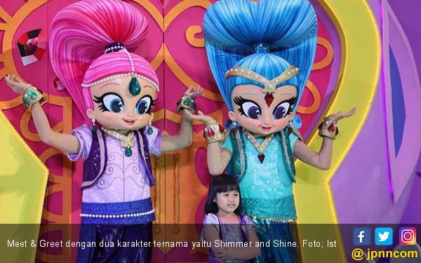 Akhirnya, Shimmer and Shine Hadir di Indonesia - JPNN.COM