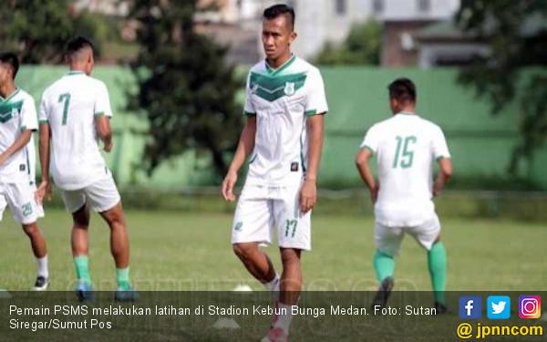PSMS Gelar Dua Laga Uji Coba Sebelum Hadapi Madura United - JPNN.COM