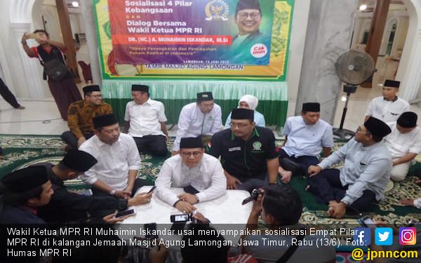 Cak Imin: Setop Mencaci Maki Yahya Cholil Staquf - JPNN.COM