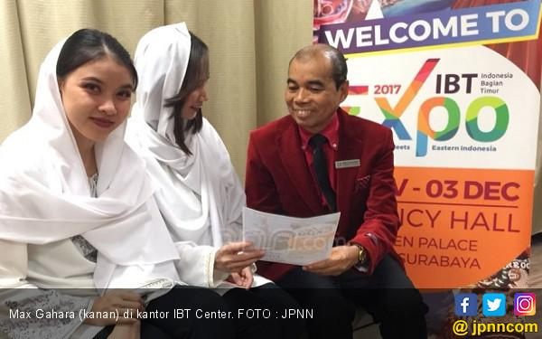 IBT Center Targetkan Transaksi Dua Kali Lipat - JPNN.COM