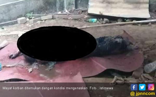 Penemuan Mayat Pria Menghitam Bikin Heboh Warga Deliserdang - JPNN.COM
