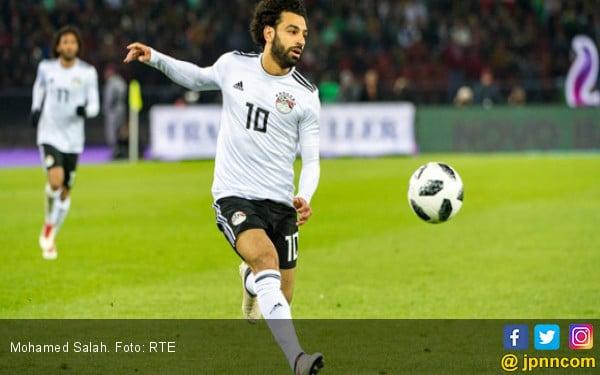Berkah Lebaran, Mohamed Salah Fit Buat Laga Mesir vs Uruguay - JPNN.COM