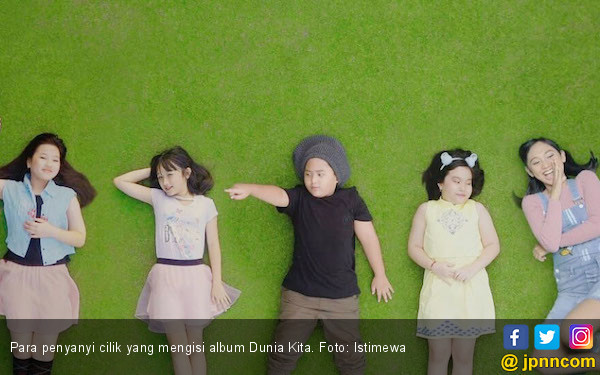 Peduli Lagu Anak-anak, SMI Kenalkan Dunia Kita - JPNN.COM