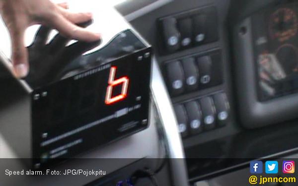 Ini Dia Alat Canggih untuk Cegah Bus Ugal-ugalan - JPNN.COM