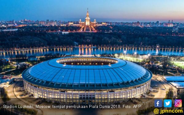 Rusia vs Arab Saudi: Tuan Rumah Piala Dunia Punya Rekor Apik - JPNN.COM