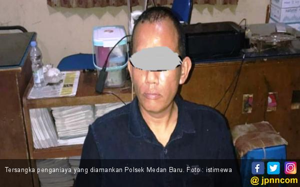Pasutri Penganiaya Pengemudi Mobil Akhirnya Ditangkap Polisi - JPNN.COM