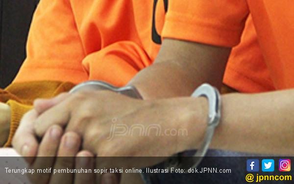 Polisi Ungkap Motif Darmadi Bunuh Sopir Taksi Online - JPNN.COM
