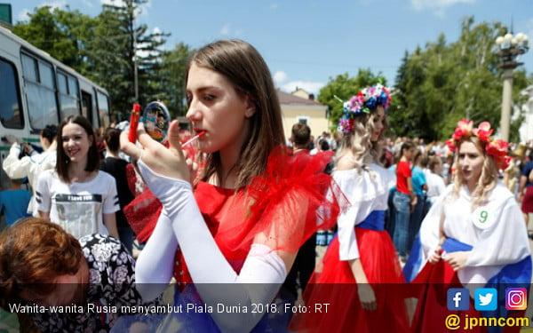 Peringatan Buat Wanita-Wanita Rusia Selama Piala Dunia 2018 - JPNN.COM