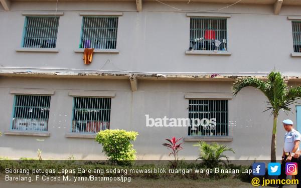 161 Narapidana di Lapas Barelang Dapat Remisi Lebaran - JPNN.com