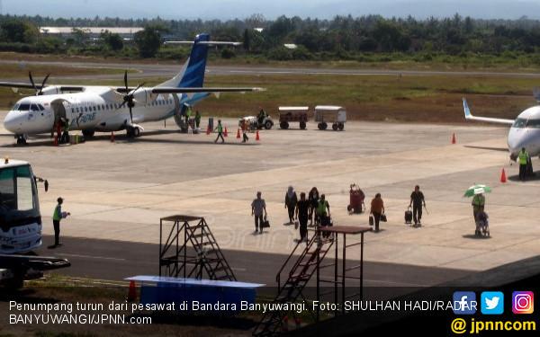 Tentang Bandara Banyuwangi yang Berkembang Pesat - JPNN.COM