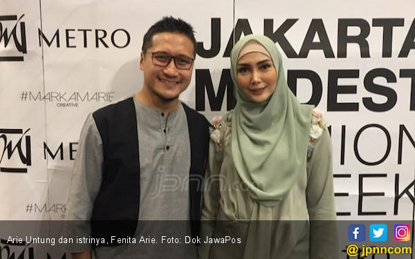 Ditipu Rp 600 Juta, Arie Untung Polisikan Suami Artis - JPNN.COM